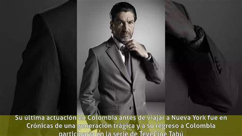 Luis Fernando Montoya  actor    Biografía   YouTube