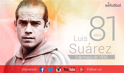 Luis Suárez, el único jugador nacido en España que ha ...