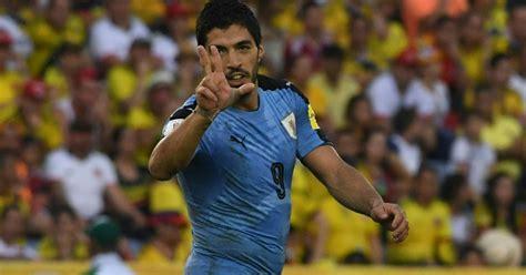 Luis Suarez equals South American goal scoring record but ...