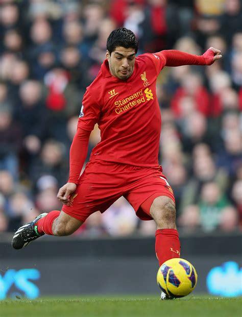 Luis Suarez Photos Photos   Liverpool v Swansea City ...