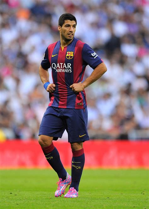 Luis Suarez Photos Photos   Real Madrid CF v FC Barcelona ...