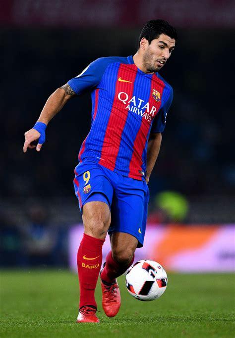 Luis Suarez Photos Photos   Real Sociedad v FC Barcelona ...