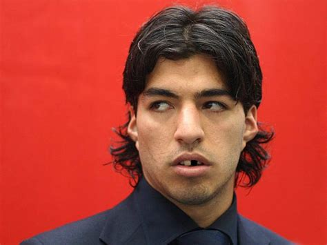 Luis Suarez Punched In Face | Balls.ie
