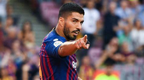 """Luis Suárez: """"Con el VAR se baja la adrenalina del gol ..."""