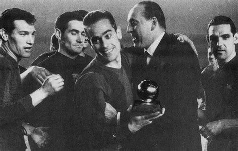 Luis Suárez, unico español con el Balón de Oro
