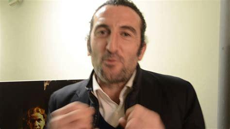 Luís Zahera convídavos a ver Códice, a miniserie.   YouTube