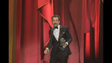 Luis Zahera es el Mejor Actor de Reparto en los Goya 2019 ...