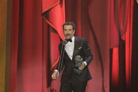 Luís Zahera, Goya ao mellor actor de reparto