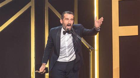 Luis Zahera, mejor actor de reparto de los Goya 2019