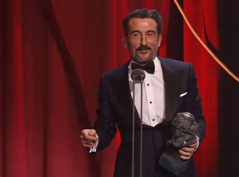Luis Zahera, Mejor Actor de Reparto en los Premios Goya 2019