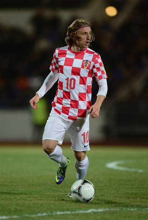 Luka Modric in Iceland v Croatia 5 of 6   Zimbio