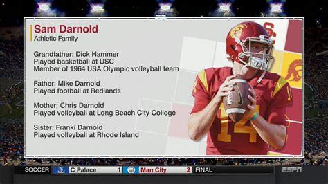 Luke Wahl on Twitter:  USC QB Sam Darnold s grandfather ...