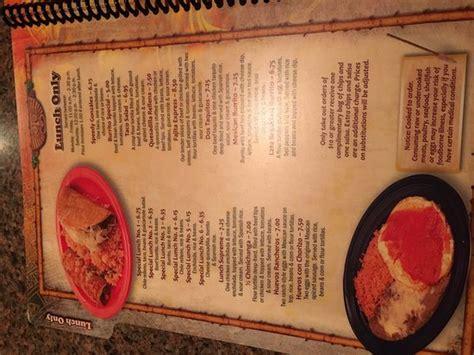 lunch menu   Picture of La Tolteca, La Plata   Tripadvisor