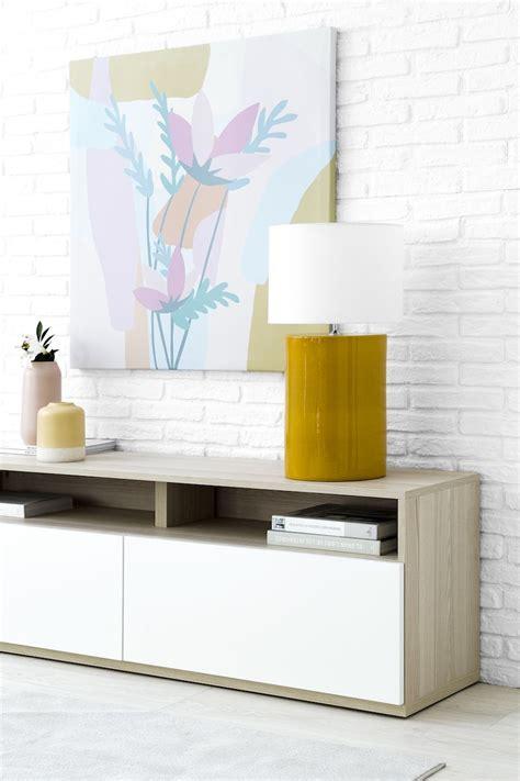 Lund mueble TV estilo nórdico 280 cm   Kenay Home