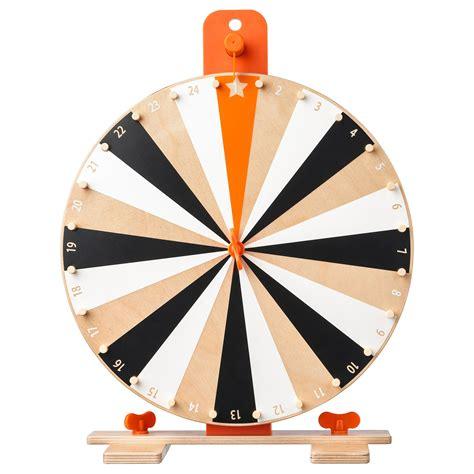 LUSTIGT Spinning wheel game   IKEA