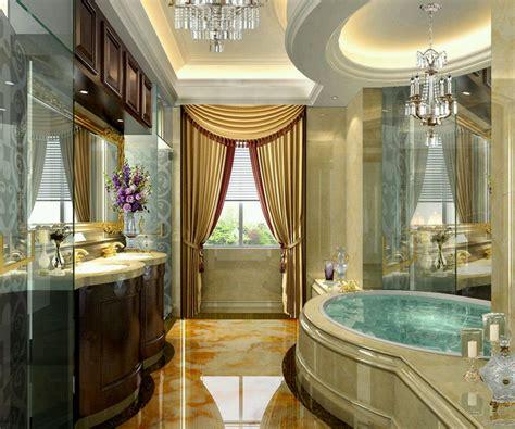 Luxury modern bathrooms designs decoration ideas. | New ...