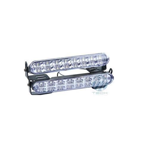 Luz diurna DRL LED 620 FLUX RL 2x16 Flux 12V   SWAIZ ...