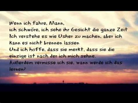 lyrics in Deutsch   Just A Dream   Sam Tsui & Christina ...