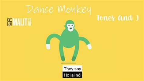 [lyrics vietsub] Tones And I   Dance Monkey   YouTube