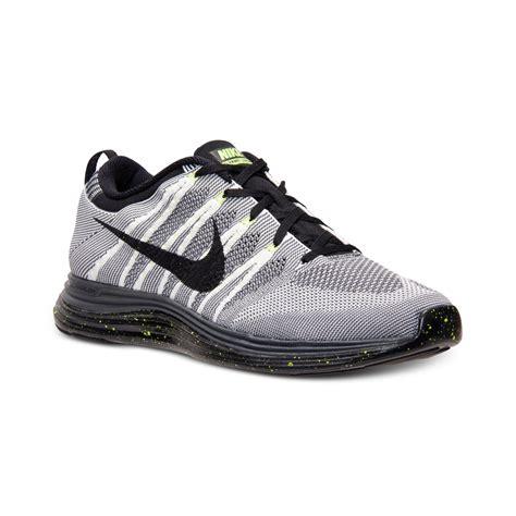 Lyst   Nike Mens Flyknit Lunar 1 Running Sneakers From ...