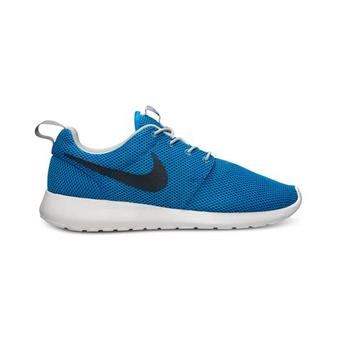 Lyst   Nike Mens Roshe Run Casual Sneakers From Finish ...