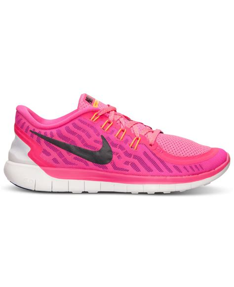Lyst   Nike Women s Free 5.0 Running Sneakers From Finish ...