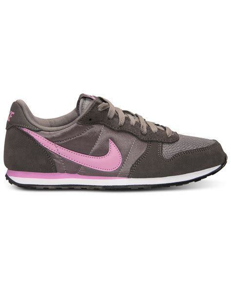 Lyst   Nike Women s Genicco Casual Sneakers From Finish ...