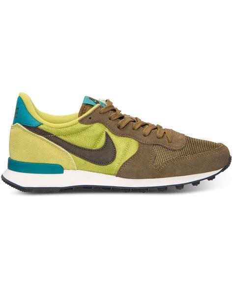 Lyst   Nike Women s Internationalist Casual Sneakers From ...