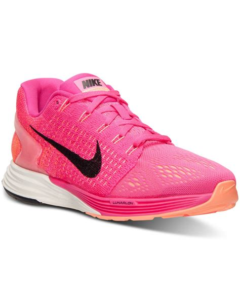 Lyst   Nike Women s Lunarglide 7 Running Sneakers From ...