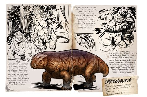 Lystrosaurus   Official ARK: Survival Evolved Wiki