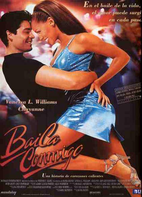 m@g   cine   Carteles de películas   BAILA CONMIGO   Dance ...