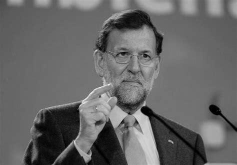 M.RAJOY, EL GRAN MENTIDER   BLOC D EN FRANCESC PUIGCARBÓ