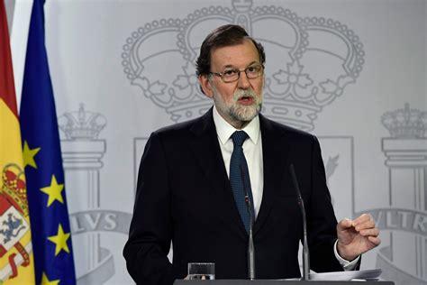 M. Rajoy katalonams: įstatymo ribose galima kalbėti apie ...