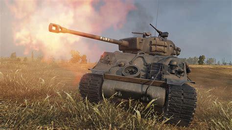 M4A3E8 FURY – 19.99 € – Advent Calendar Day 4 – The ...