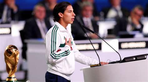 Maak kennis met Ajax target Diego Lainez: de Mexicaanse ...