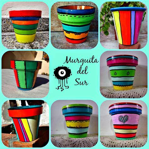Macetas Pintadas | macetas | Pinterest | Paint pots, Clay ...