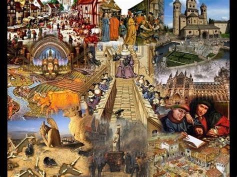 MACFHistoria:  ¿Los cambios de la Baja Edad Media, dan ...