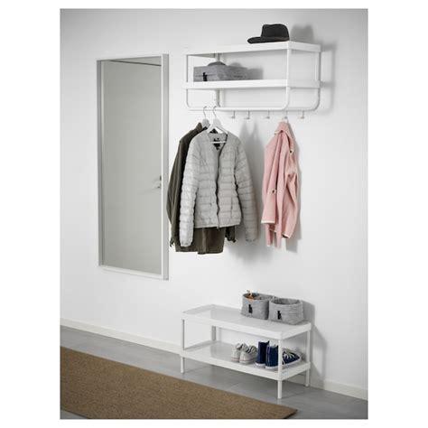 MACKAPÄR Perchero, blanco   IKEA