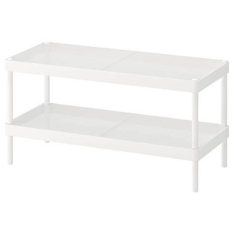 MACKAPÄR Shoe rack, white   IKEA