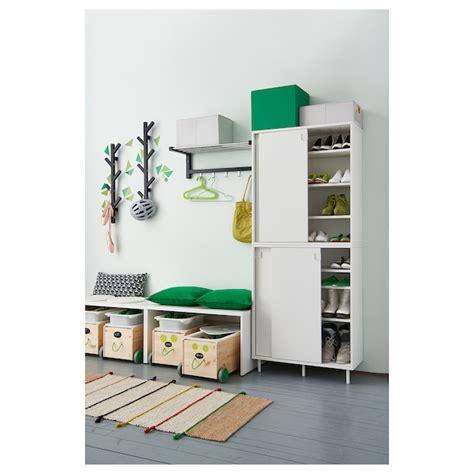 MACKAPÄR Zapatero/almacenaje, blanco   IKEA