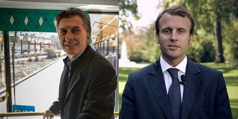 Macri and Macron: Why the Argentine and French presidents ...