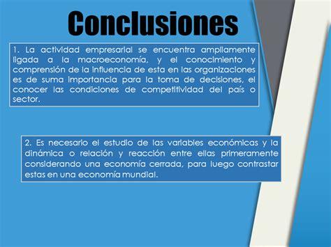 Macroeconomía y empresa   Monografias.com