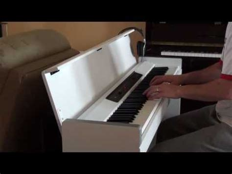 Mad World piano cover gary jules adam lambert tears for ...