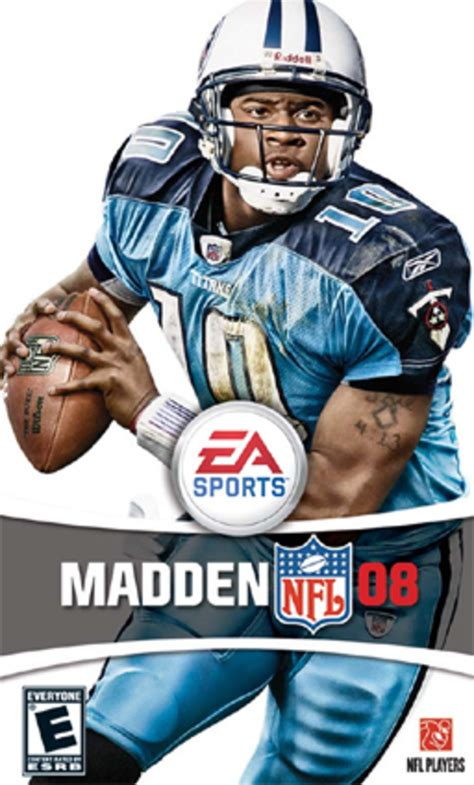 Madden NFL 08 | The Madden Curse | Know Your Meme