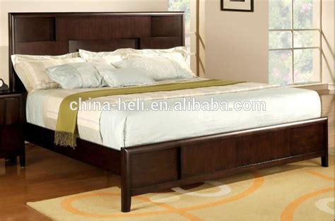 madeira teca cama king size Camas de Madeira ID do produto ...