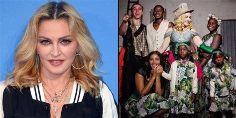 Madonna celebró su cumpleaños 59 rodeada por el amor de ...