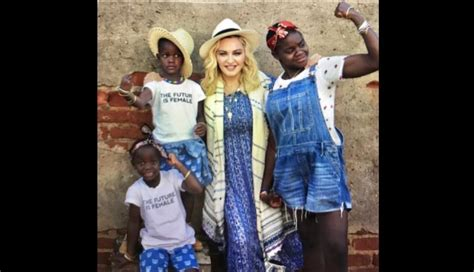 Madonna narra duros momentos que vivió durante adopción de ...