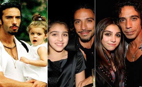 Madonna s Daughter Lourdes And Cuban Dad Carlos Leon ...