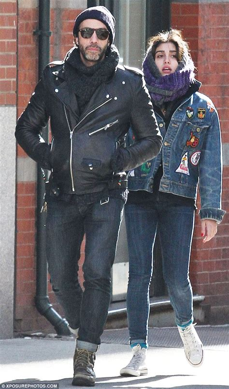 Madonna s daughter Lourdes Leon and her father Carlos ...