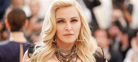 Madonna se operó y luce irreconocible | Actualidad | LOS40 ...